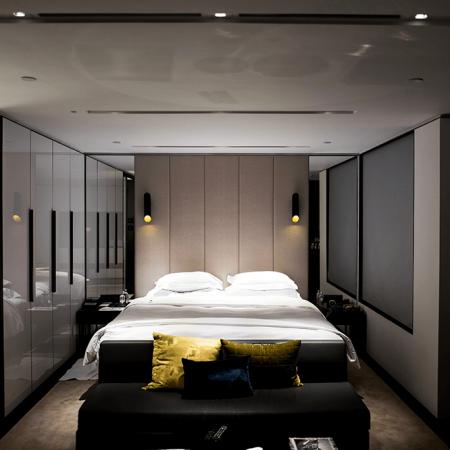 Contemporary Bedroom Ontario