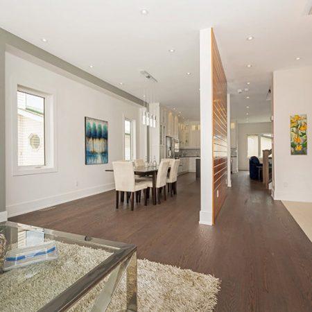 Living Room Design Toronto